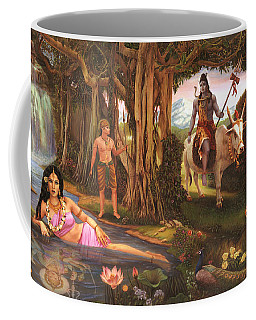 The Story Of Ganesha Coffee Mug