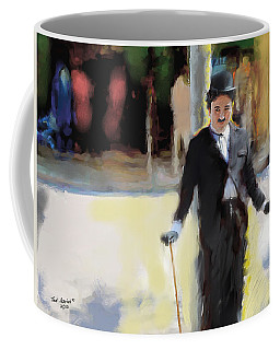 The Street Entertainer Coffee Mug