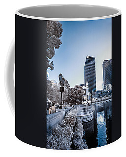 The Strip In Infrared Coffee Mug