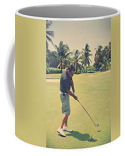 The Swing Of Things Coffee Mug