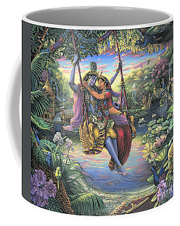 The Swing Pastime Coffee Mug
