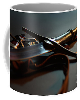 The Sword Of Aragorn 1 Coffee Mug by Micah May