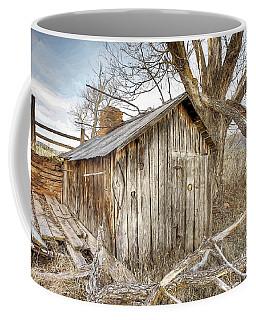The Tack Shed Coffee Mug
