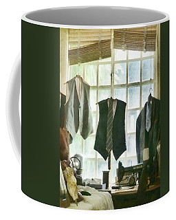 The Tailor Shop Coffee Mug