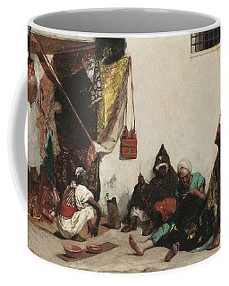 The Tailors Shop Coffee Mug