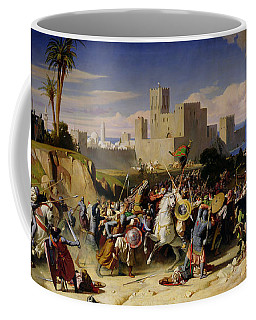 The Taking Of Beirut By The Crusaders Coffee Mug