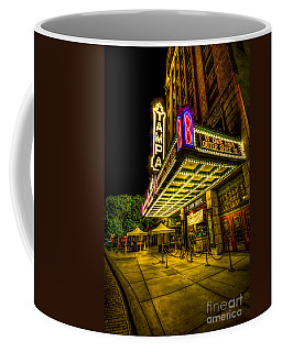 The Tampa Theater Coffee Mug by Marvin Spates
