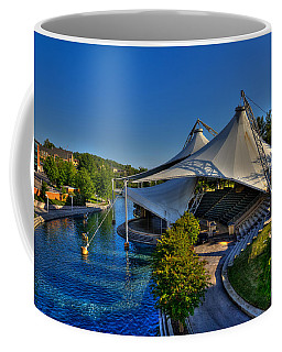 The Tennessee Amphitheater - Knoxville Tennessee Coffee Mug