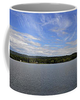 Coffee Mug featuring the photograph The Tennessee River In Alabama by Verana Stark