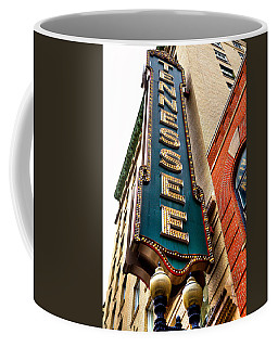 The Tennessee Theatre - Knoxville Tennessee Coffee Mug