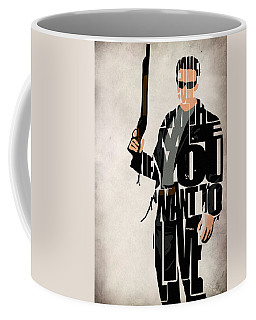 The Terminator - Arnold Schwarzenegger Coffee Mug