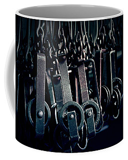 Tcm #2 - Slaughterhouse  Coffee Mug by Trish Mistric