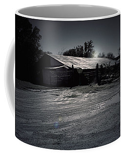 Tcm  #7 - Slaughterhouse Coffee Mug by Trish Mistric