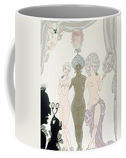 The Three Graces Coffee Mug