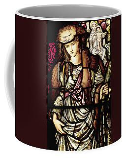The Tibertine Sibyl In Stained Glass Coffee Mug