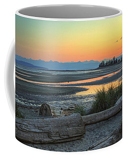The Tide Is Low Coffee Mug by Randy Hall
