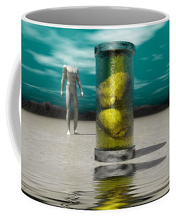 The Time Capsule Coffee Mug