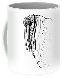 The Time Has Come The Walrus Said Coffee Mug