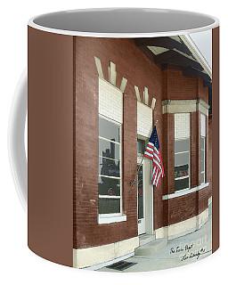 The Train Depot Coffee Mug