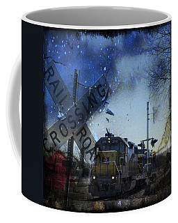 The Train Coffee Mug