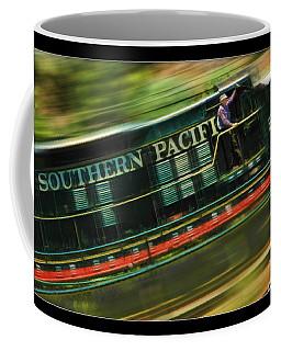 The Train Ride Coffee Mug