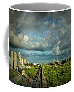 The Train Yard Coffee Mug
