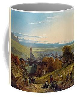The Travellers Coffee Mug