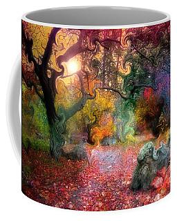 The Tree Where I Used To Live Coffee Mug