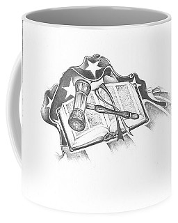The Trials Of Life Coffee Mug by Scott and Dixie Wiley