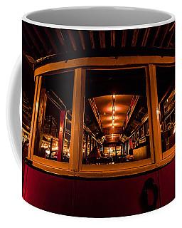 The Trolley Coffee Mug by Steven Reed