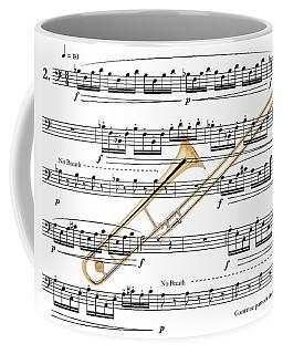 The Trombone Coffee Mug