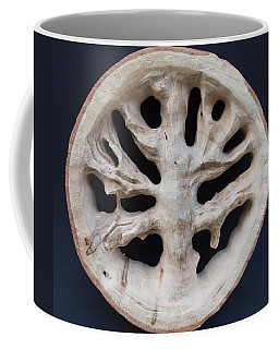 The Trunk Of Time Coffee Mug by Robert Margetts