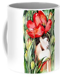 The Tulip Coffee Mug
