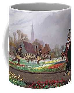 The Tulip Folly Coffee Mug