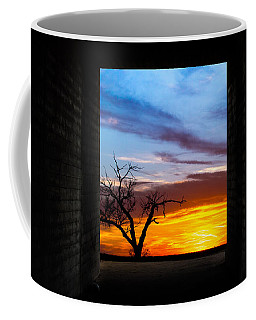 The Tunnel   Sunset1 Coffee Mug