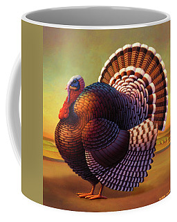 The Turkey Coffee Mug