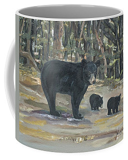 Cubs - Bears - Goldilocks And The Three Bears Coffee Mug
