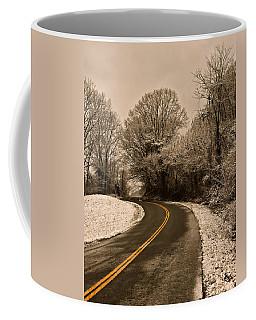 The Twisted Road Coffee Mug