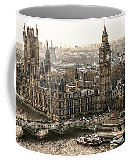 The Two Towers Coffee Mug