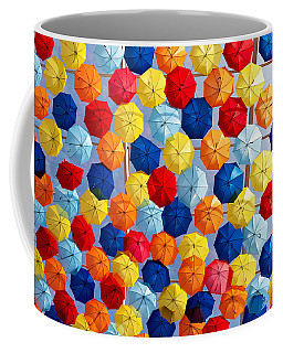 The Umbrella Sky Coffee Mug