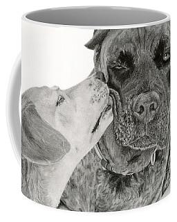 The Unconditional Love Of Dogs Coffee Mug