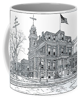 The Union League Philadelphia 1867 Coffee Mug