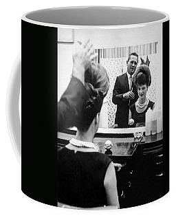 The Unisphere Hairdo Coffee Mug