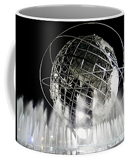 The Unisphere's 50th Anniversary Coffee Mug