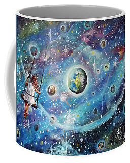 The Universe Is My Playground Coffee Mug