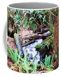 The Unknown Creek Coffee Mug