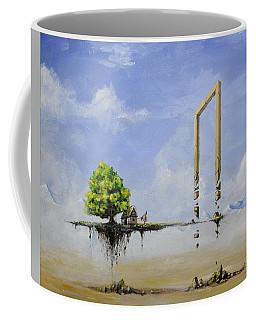 The Untold Story... Coffee Mug by Mariusz Zawadzki