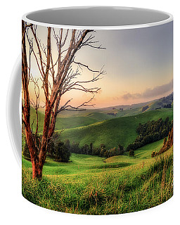 The Valley Coffee Mug