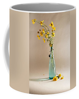 Coffee Mug featuring the photograph The Vase by Mary Lee Dereske
