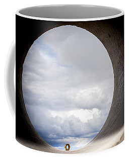 The View Above Coffee Mug by Fran Riley